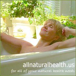 the all natural health web site