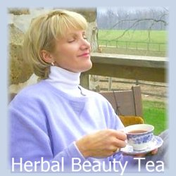 Herbal Beauty Tea - all-natural herbal tea for your good health and beauty needs