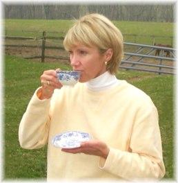 Delicious, gourmet herbal tea