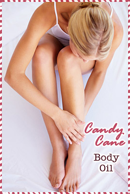 Candy Cane Body Oil