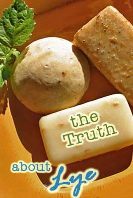 The Importance of Lye in Soap