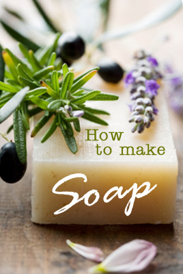 How to Make Natural Soap