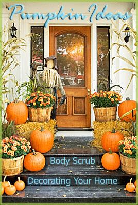 Pumpkin Beauty Recipes