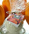 WoodSprite Organic Body Pumpkin Chai Fizzing Bath Bomb