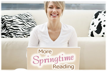 More Great Springtime Reading!