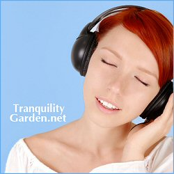 tranquil sounds of TranquilityGarden.net