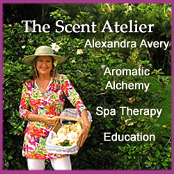 Visit the Scent Atelier